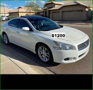 2009 Nissan Maxima only$1200 for Sale in Lansing, MI