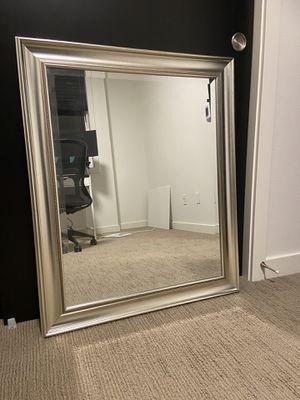Brass framed wall mirror for Sale in Seattle, WA