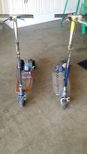 Two gopeds 30mph for Sale in Westminster, CA