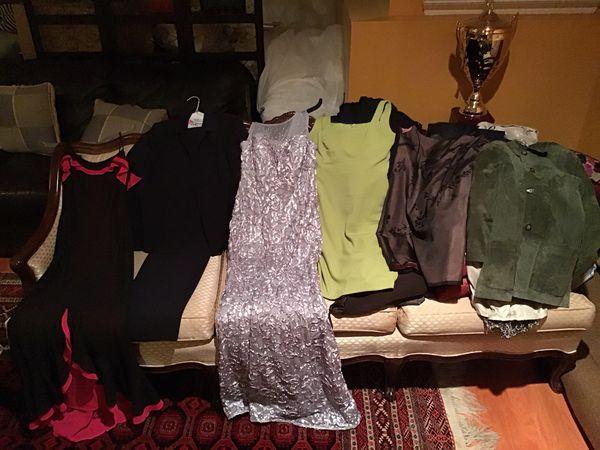 Women's clothing (sizes 4-8)