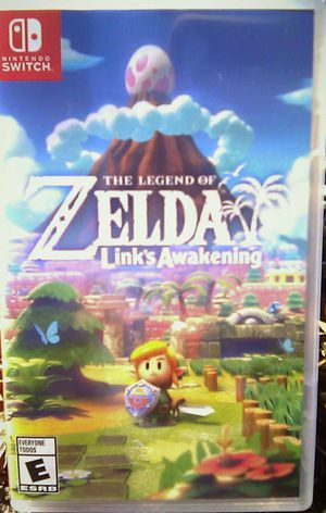 The Legend of Zelda, Link's Awakening; for Nintendo Switch for Sale in San Diego, CA