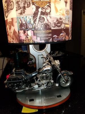 Harley Davidson night light for Sale in Commerce City, CO