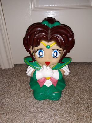Sailor Jupiter Coin Bank for Sale in Austin, TX