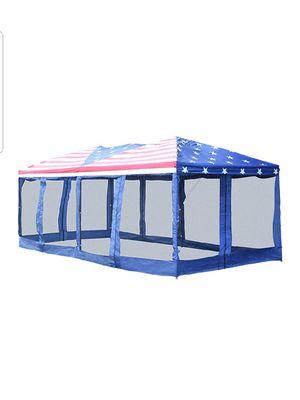 NEW - Flag tent canopy gazebo for Sale in North Miami Beach, FL