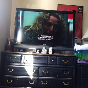 Sharp 55inch Comes With Remote. OBO! for Sale in Bakersfield, CA