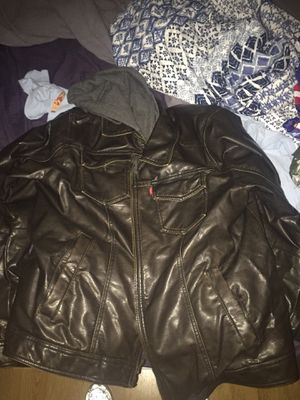 Levis leather jacket for Sale in Coconut Creek, FL