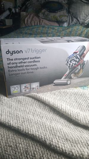 dyson v7 trigger cordless handheld vacuum *Never Opened Box* for Sale in Colorado Springs, CO