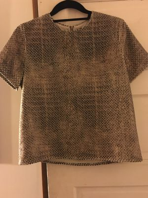 Snakeskin shirt for Sale in Columbus, OH