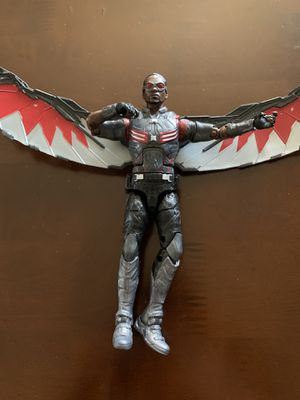 The Falcon - Marvel Legends Action Figure for Sale in Garden Grove, CA