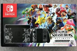 Super smash bros switch bundle for Sale in Eastman, GA