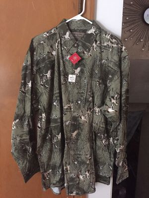NWT...long sleeve camo shirt from Kohls. for Sale in Whitehall, OH
