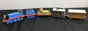 Thomas & Friends Fisher-Price Adventures, Gordon / 5 pieces Used in excellent shape / magnetically attach to each other. for Sale in Oakland Park, FL