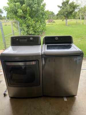 LG Washer and Dryer for Sale in FL, US