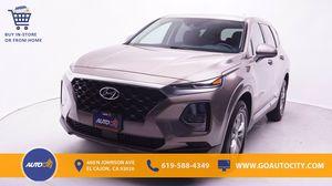 2019 Hyundai Santa Fe for Sale in El Cajon, CA