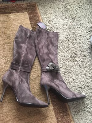 Brand new high heels ladies boots size 6 & 7 for Sale in Richmond, VA