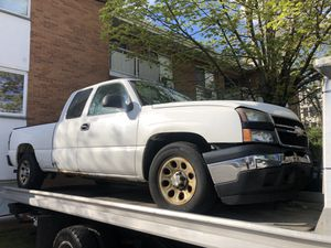 Parting out 2007 Chevy Silverado for Sale in Boston, MA