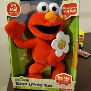 Elmo Singing Plush Toy for Sale in Dublin, OH