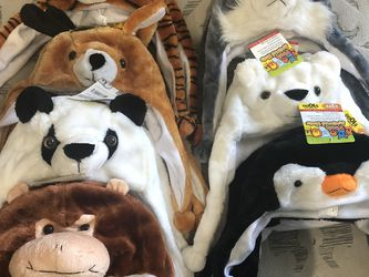 Plush Animal Hats for Sale in Concord,  CA