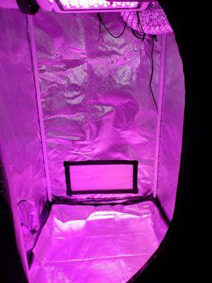 Complete Indoor Garden Tent Bundle for Sale in Visalia, CA