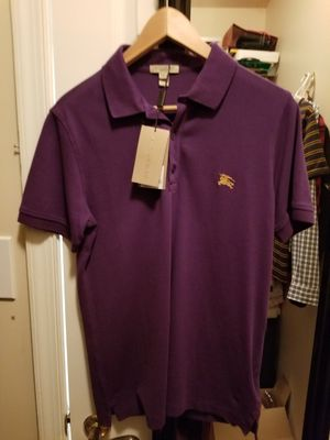 Burberry Polo for Sale in Darnestown, MD