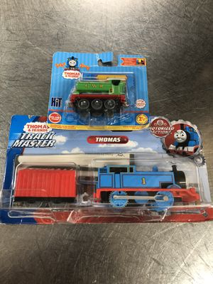 SET OF 2 THOMAS & FRIENDS TRACK MASTER & DUCK BOTH NEW for Sale in MD, US