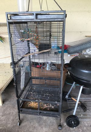 2 Bird cage for Sale in Lakeland, FL
