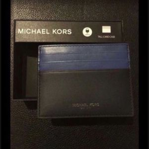 Brand New Michael Kors Men's Card Wallet In Gift Box for Sale in Downey, CA