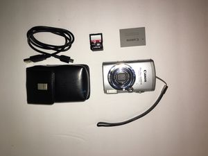 Canon Powershot SD850 digital camera for Sale in Concord, NH