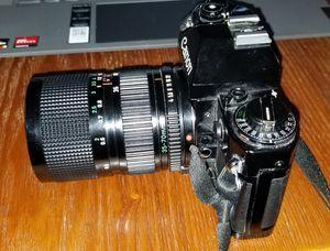 Canon A1 camera with 35-70mm for Sale in The Bronx, NY
