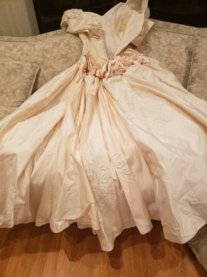 Beautiful dress for wedding or any party for Sale in Pleasant Hill, CA