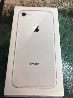 Brand New Apple IPhone 8 256gb Silver Unlocked for Sale in Seattle, WA