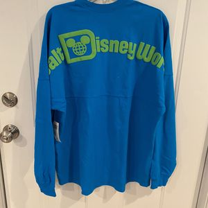 Walt Disney World Spirit Jersey for Adults – Neon for Sale in North Attleborough, MA