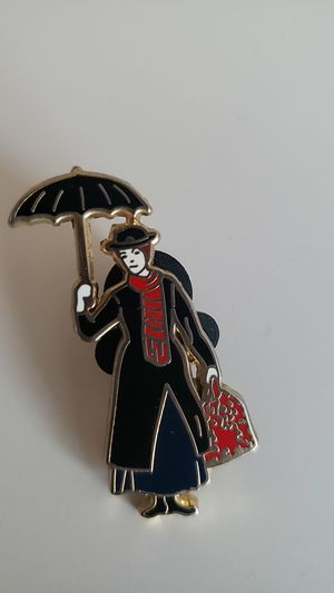 Disney Mary Poppins pin for Sale in Manteca, CA