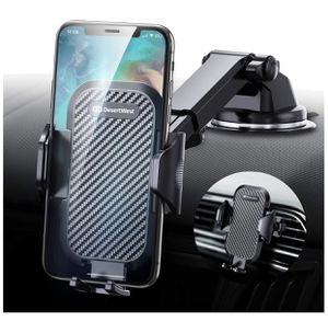 Cell Phone Holder 4-in-1 Utra Stable Car Phone Mount Dashboard Windshield Air Vent for Sale in Hacienda Heights, CA