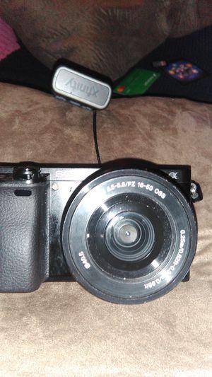 Sony A6000 digital camera for Sale in Enumclaw, WA