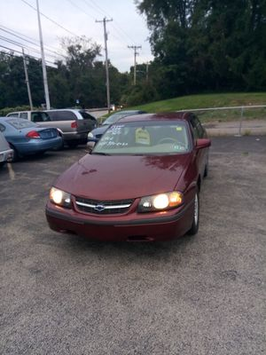 2002 Chevy Impala Ls for Sale in Verona, PA