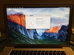 Mid 2009 MacBook Pro for Sale in Austin, TX