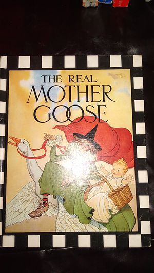 The Real Mother goose book for Sale in KINGSVL NAVAL, TX