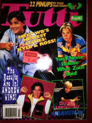 1997 Tutti Fruity Teen Magazine for Sale in Greenville, SC
