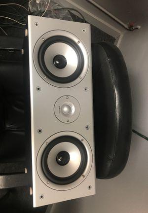 Polk Audio CS2 Center speaker for Sale in Palm Harbor, FL
