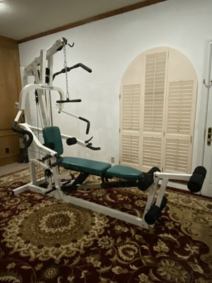 Pacific fitness exercise bar OBO for Sale in Plano, TX