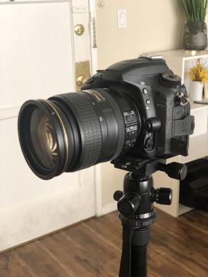 Nikon D750 FX-format Digital SLR Camera Body with Nikon AF-S Nikkor 24-120mm f/4G ED VR Lens for Sale in Los Angeles, CA