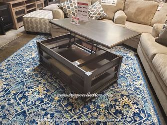 Coffee Table, Dark Gray for Sale in Westminster,  CA