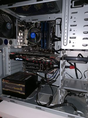Custom Built Gaming PC for Sale in Redwood, NY