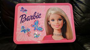 Barbie Metal Storage Case for Sale in Morton Grove, IL