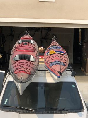 Seaward kayaks for Sale in Clovis, CA