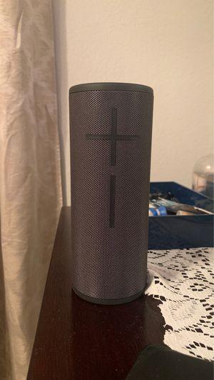 UE Boom 3 Bluetooth speaker for Sale in Tampa, FL