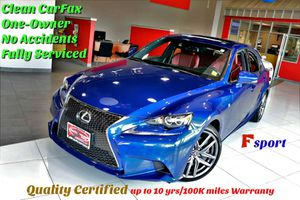 2016 Lexus IS for Sale in Springfield Township, NJ