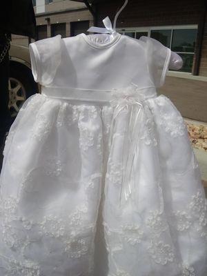 Infant wedding dress for Sale in Denver, CO
