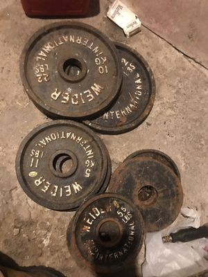 Weights more than 150 lbs for Sale in St. Louis, MO